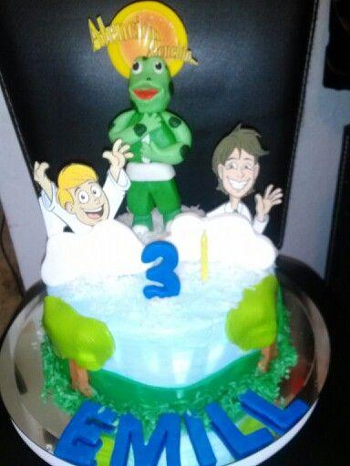 Boricua Cake