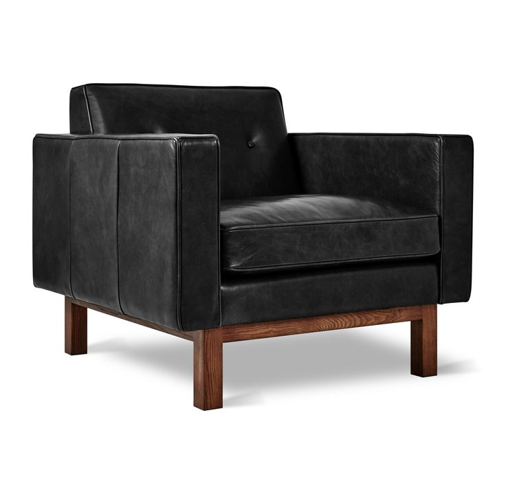 The Embassy Chair Conveys A Classic, Mid Century Style With Tailored  Proportions And Refined