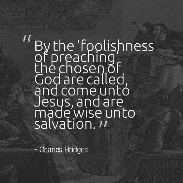 Charles Bridges, (1794 - 1869), was a preacher and theologian in the Church of England. Bridges participated (with J. C. Ryle) in the Clerical Conference at Weston-super-Mare of 1858. At least twenty-four editions of Bridges' Exposition of Psalm 119 (1827) were published in his lifetime, C. H. Spurgeon considered the commentary to be 'worth its weight in gold'. Spurgeon also pronounced Bridges' Exposition of Proverbs (1840) 'The best work on the Proverbs'.