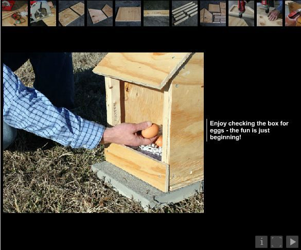 8 chicken nesting box plans and ideas - no cost for the plans