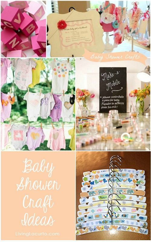 craft ideas baby shower les 164 meilleures images du tableau baby shower ideas sur 3793