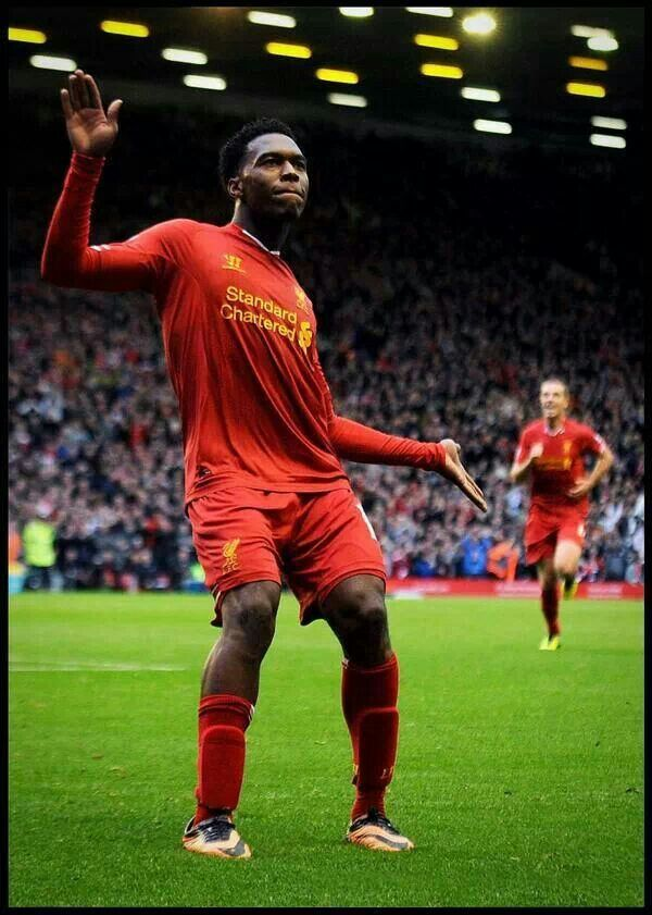 Daniel #Sturridge #Liverpool