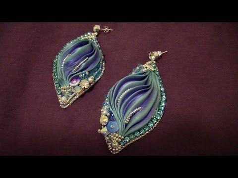 ▶ Come applicare la seta Shibori | TECNICA - HobbyPerline.com - YouTube