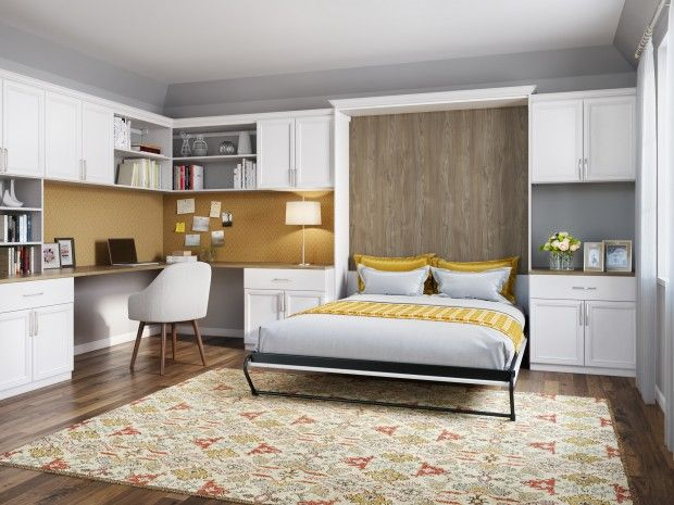 Top 25 best Murphy bed office ideas on Pinterest Murphy bed