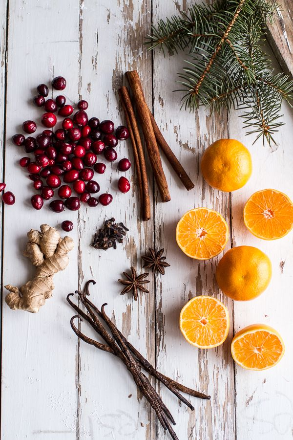 Homemade Holidays- Let's Make the House Smell Like Christmas | halfbakedharvest.com @hbharvest: