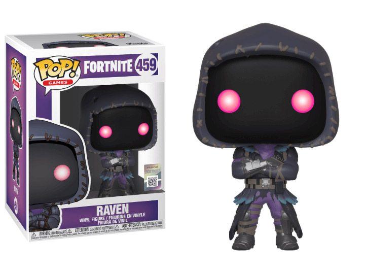 Fortnite S2-Raven V Vinyl Figure #459 Games Funko Pop