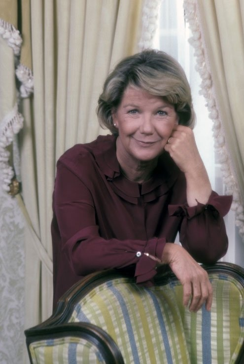 Barbara Bel Geddes (Dallas matriarch) - born 10/31/1922 - she died on 8/8/2005 at 83 years old