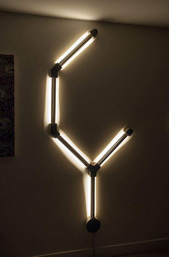 Pith Modular Lamp