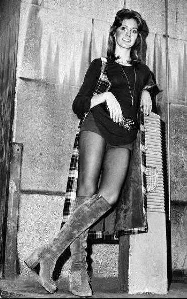 Olivia Newton-John, 1971.