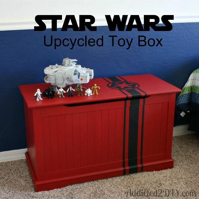 How To Make A Toy Box, With Karl Champley