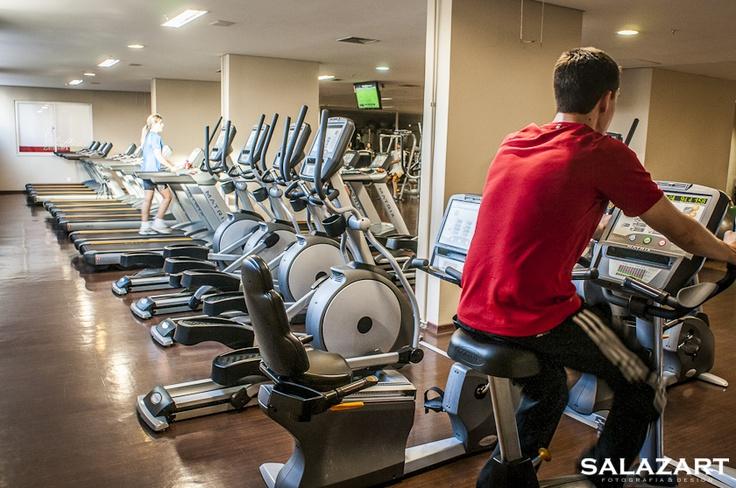 Academia Malhação - Belo Horizonte - Equipamentos Cardio Matrix