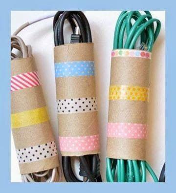 17 mejores ideas sobre organizar los cables en pinterest ...