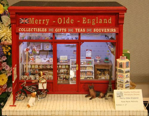 1000 images about miniature shops on pinterest toys dollhouse miniatures and general store. Black Bedroom Furniture Sets. Home Design Ideas