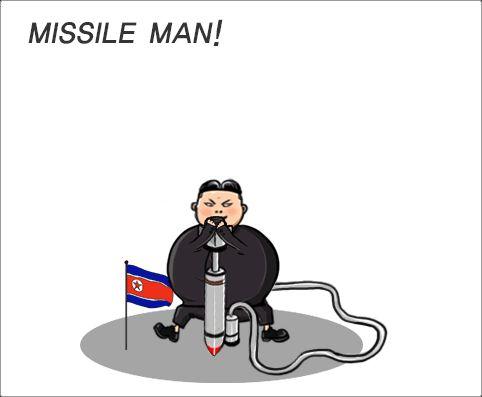 missile man