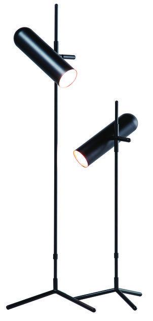 LED adjustable aluminium table lamp URBICANDE by ROCHE BOBOIS