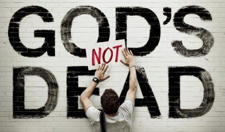 Gods-not-dead -- interesting movie review!