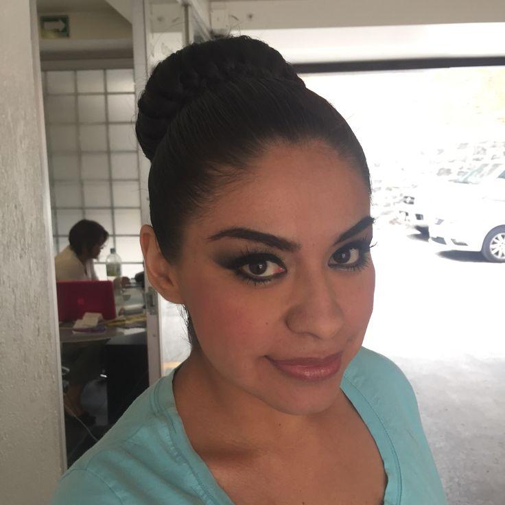 Maquillaje con aerógrafo www.perfectmake-up.com