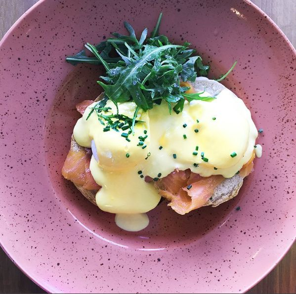 Fuel your body with a healthy and freshly made breakfast every morning at any of our GFP locations!  #eggs #eggsbenedict #healthyfood #healthybreakfast #salmon #smokedsalmon #gourmetbreakfast #gourmetfood #gourmetfoodparlour