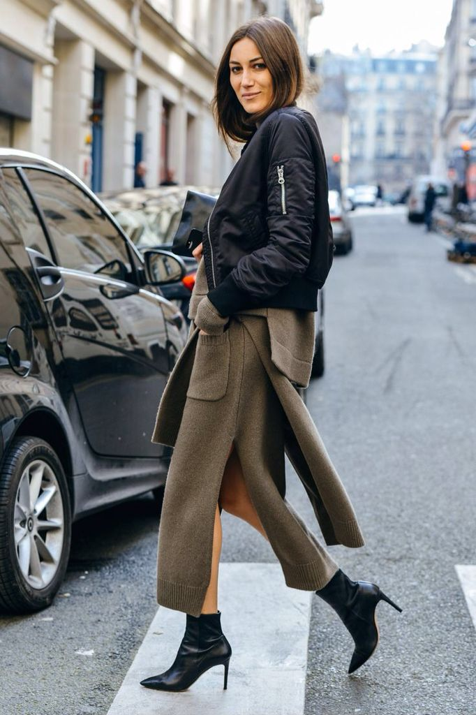 trend autunno inverno 2016 - 2017 street style
