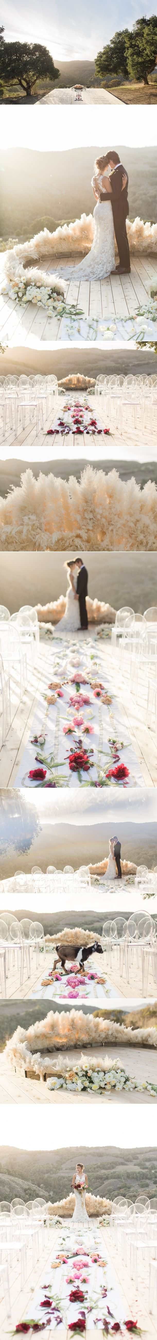 OMG this styled shoot is gorgeous. Carmel Valley Ranch Wedding Shoot // Carmel photographer