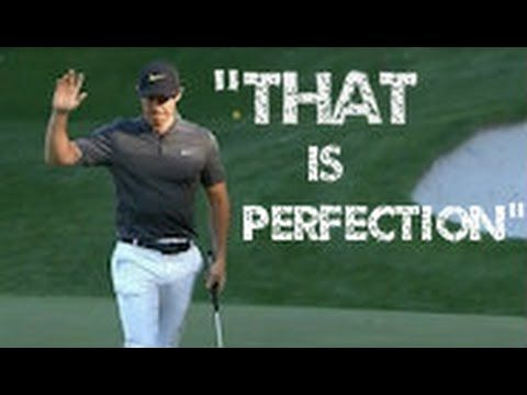 Rory McIlroy's Marvelous Golf Shots 2016 Masters Tournament at Augusta.