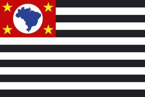 São Paulo State Flag