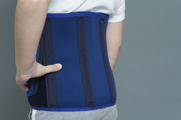 Ortopedica - Lomobostat- Brau neopren - orteza, burtiera, lombostat, centura abdominala, coloana vertebrala, abdomen, burta, spate, orteza lombosacrala, orteze, durere spate, lumbago, dorsalgie, sciatica, slabire talie