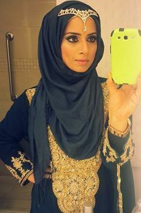 Hijabs can look cool too!!!