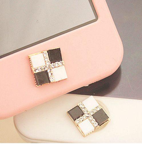Square Plus Home Button Apple