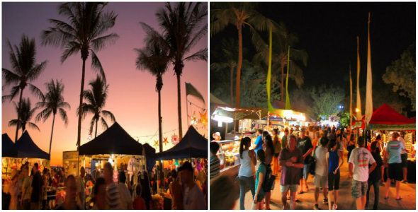 3 Exciting Markets in Darwin City