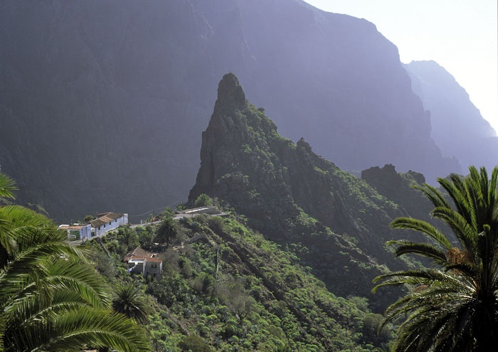 Awesome landscape in Masca...looks like jurassic park :)    http://fu-tenerife.com