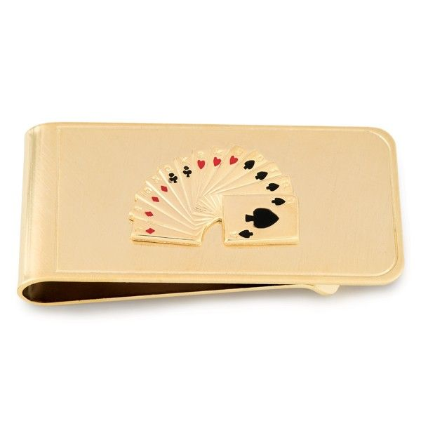 Playing Cards Money Clip | Anson