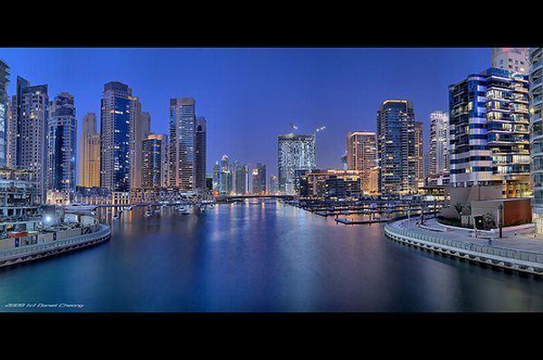 Dubai Island. Called Palm Island