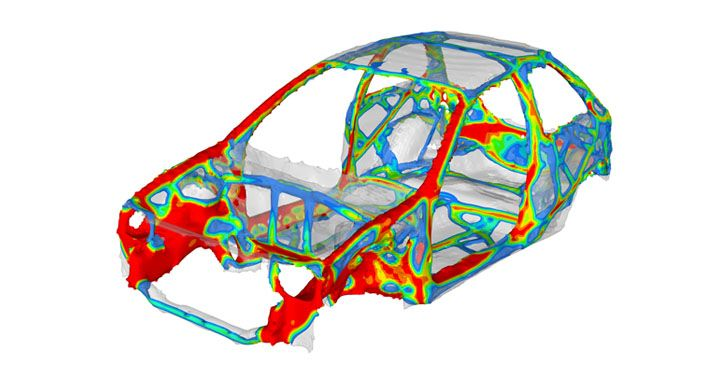 Structural Analysis with Altair HyperWorks' OptiStruct #3DPrinting
