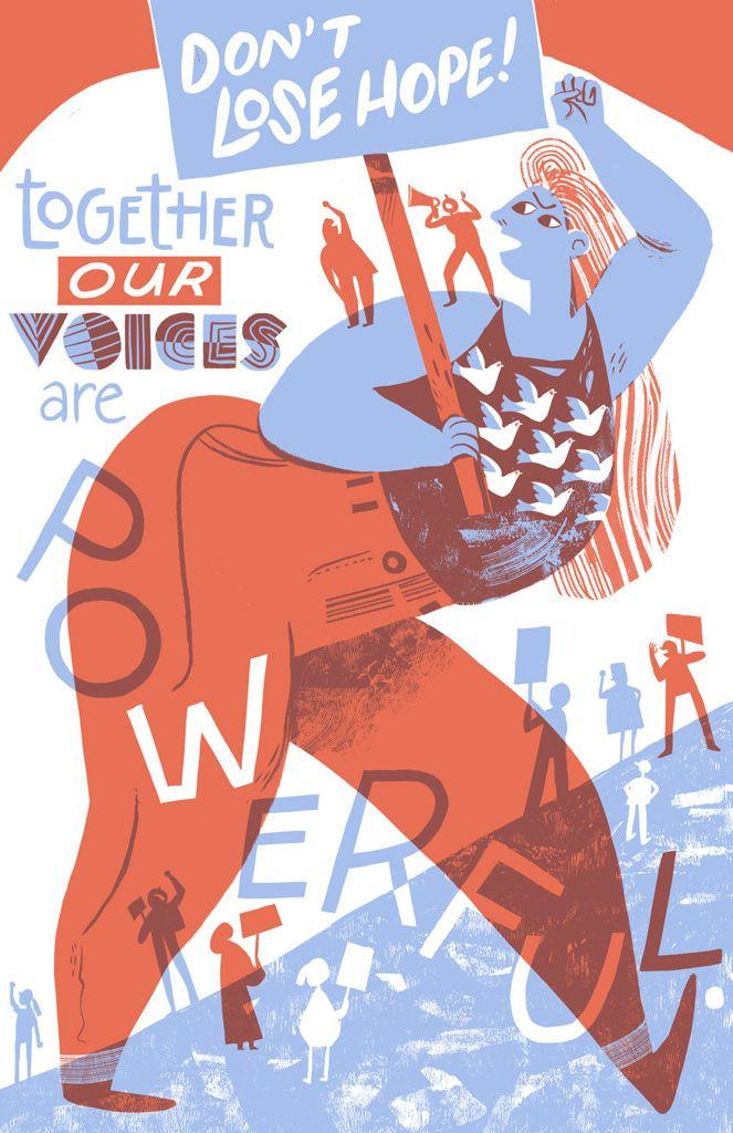 International Women's Day – Red Cap Cards