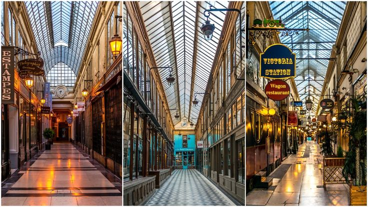 One of the most secret and yet fascinating assets of Paris is its network of hidden covered passages that run between its magnificent hausmannian boulevards. In this article, you will find three pa…