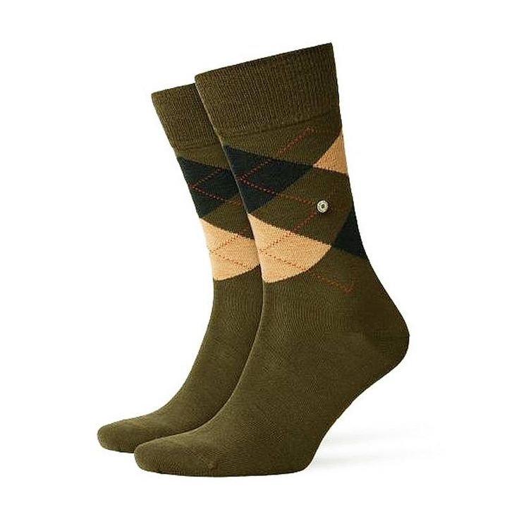 Oferta: 16,10€. Calcetines para hombre de rombos Burlington modelo Edinburgh confeccionado en LANA VIRGEN. Ref: 21182 6377. Envío: 24/48h