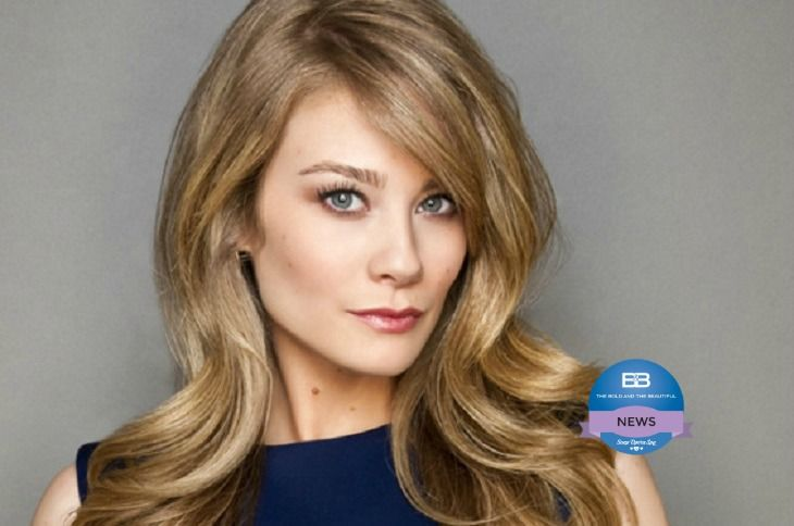 """""""The Bold and the Beautiful"""" spoilers bring viewers news that Kim Matula [Hope Logan] will be back on the CBS soap opera. But, Kim is only back for one day according to an exclusive report from Soap Opera Digest. Viewers will see Hope pop in on Wednesday, March 16. There isn't any information about"""