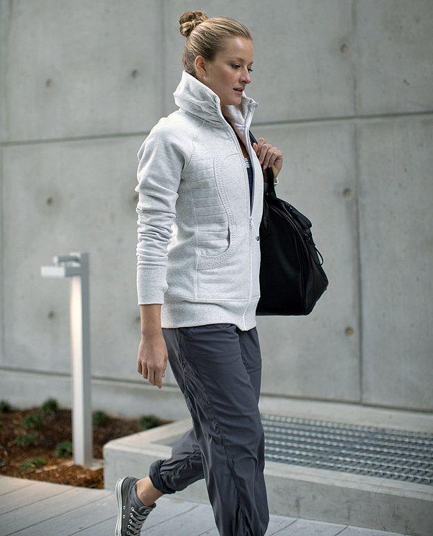 Lululemon's Calm & Cozy Jacket ($108)