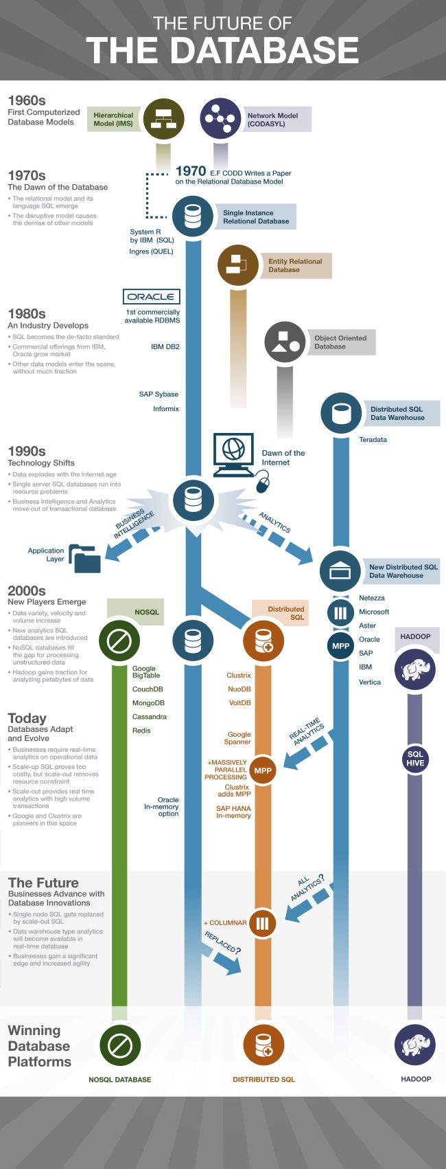The Future of the Database (Infographic) - Innovation Insights
