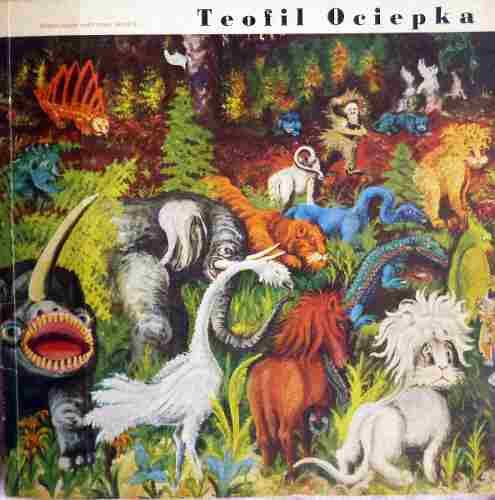 Teofil Ociepka  album