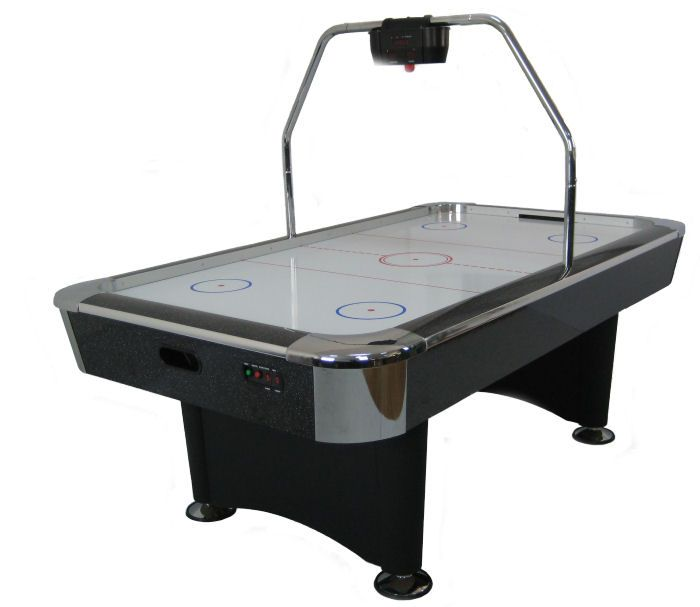 Strikeworth Pro Ice Deluxe 7 foot Air Hockey Table
