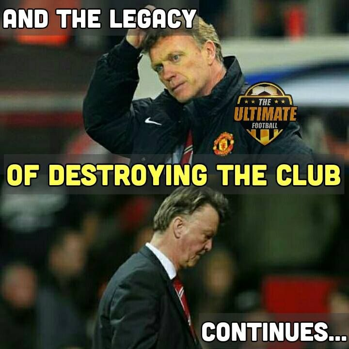 R.I.P Manchester United...