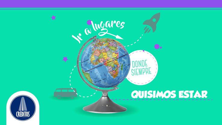 El mundo está lleno de experiencias en cada rincón y nosotros te ayudamos a dar el primer paso para ir donde soñaste, ¡Hacemos CRÉDITOS DE LIBRE INVERSIÓN con los cuales tú decides dónde y con quién disfrutarlos!   Fijos:(1) 281-30-74 | 334-67-41 en Bogotá. Móviles: 318-445-79-90 | 312-338-44-22 | 301-636-07-47. Correo electrónico: javier@procen.com.co – cooprocen@gmail.com  #InvertirEnLoQueMeGusta