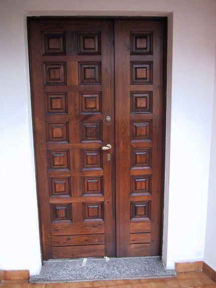 Portoncino d'ingresso blindato - Fratelli Brivio #door