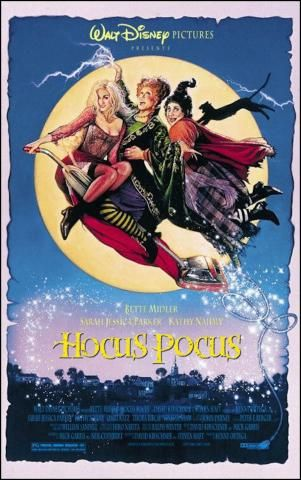31 Horror Films (2014) #17 Hocus Pocus 1993 Dir. Kenny Ortega | Rob Walker Films