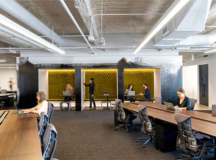 modern office design concept by studio oa