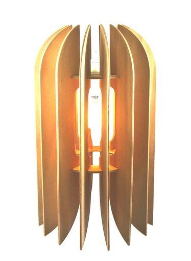 Incub8or  : Kea Lamp Hoop Pine