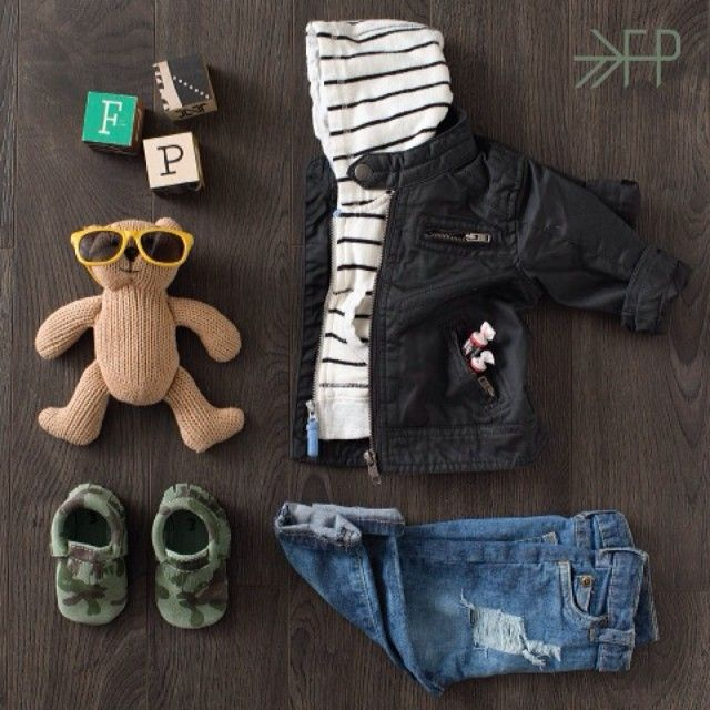 "Freshly Picked Camo Style for your Little One. Click through for ""where from"" on Instagram #fashiontots"
