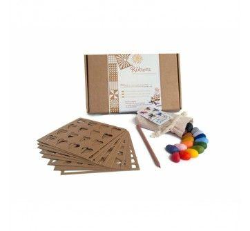 Crayon Rocks Zestaw Rubeez Artbox , Art. Plastyczne, Zabawki, Dziecko - ekoMaluch.pl